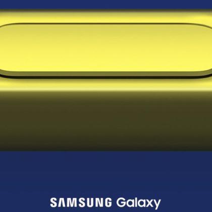 Samsung Galaxy Note 9-vabilo-FB