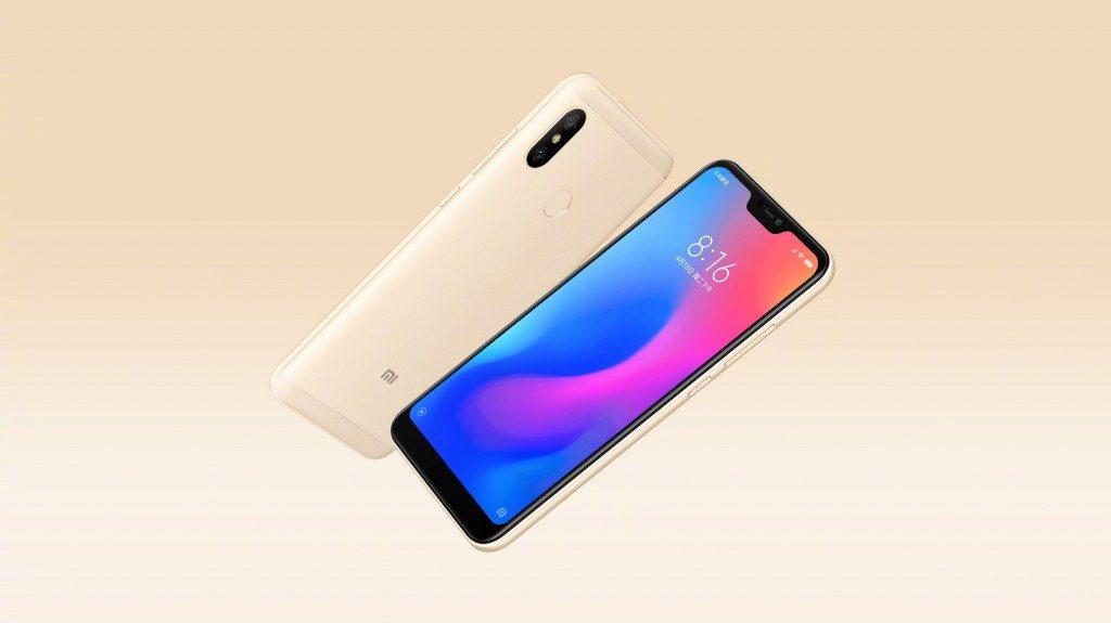 Xiaomi Redmi 6 Pro-1