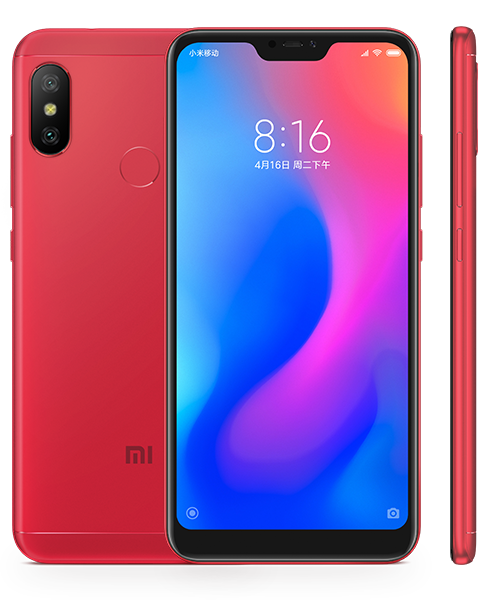 Xiaomi Redmi 6 Pro-11
