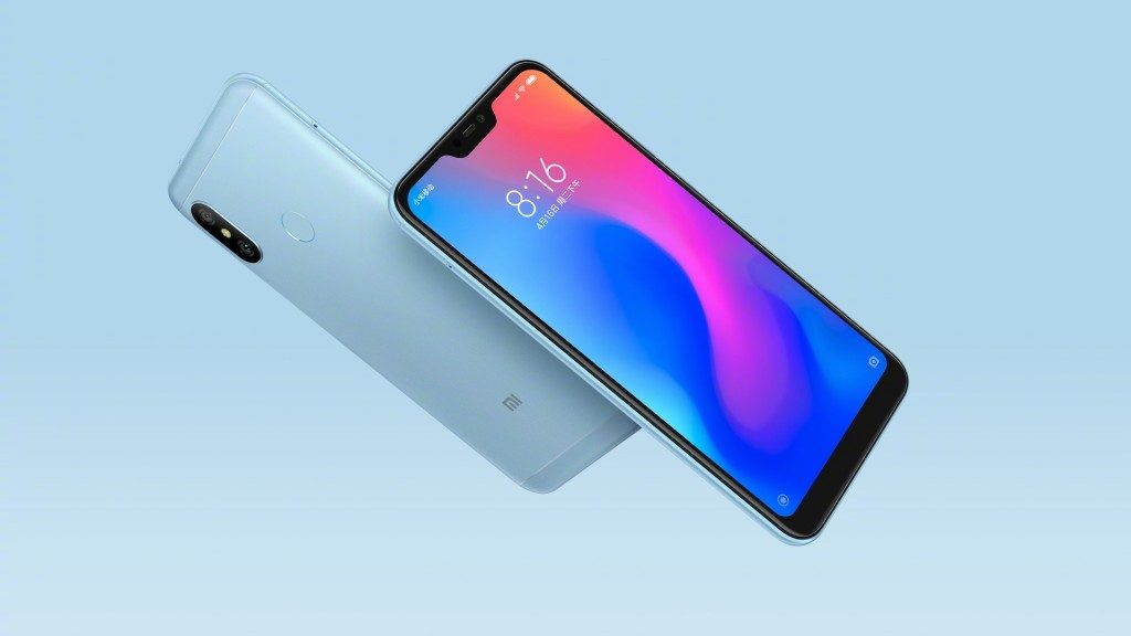 Xiaomi Redmi 6 Pro-2