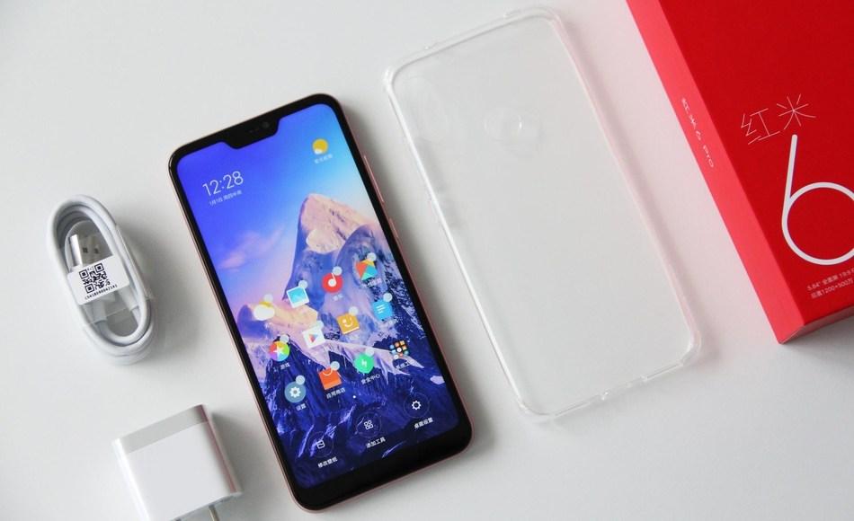 Xiaomi Redmi 6 Pro-4