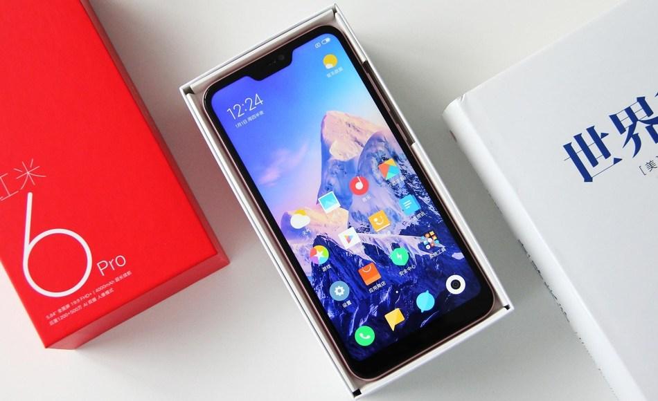 Xiaomi Redmi 6 Pro-5