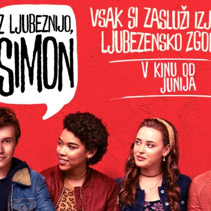 Z ljubeznijo, Simone (Love, Simon)-FB