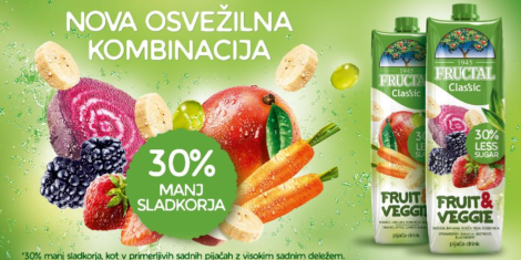 Fructal Classic Fruit & Veggie-FB