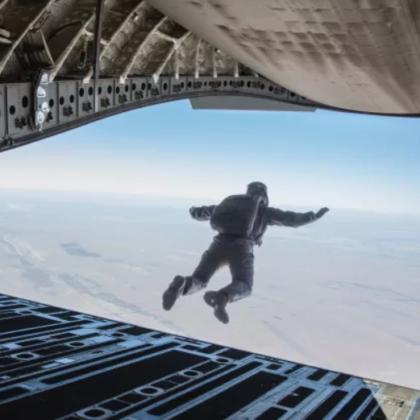 Misija nemogoce-Izpad-HALO-skok-FB