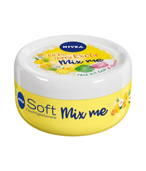 NIVEA SOFT Mix Me Exotic