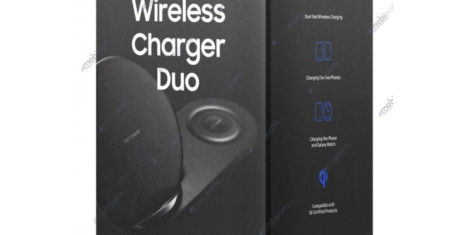 Samsung Wireless Charger Duo-FB