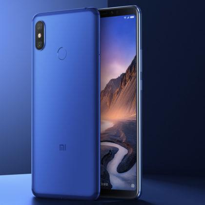 Xiaomi Mi Max 3-modra
