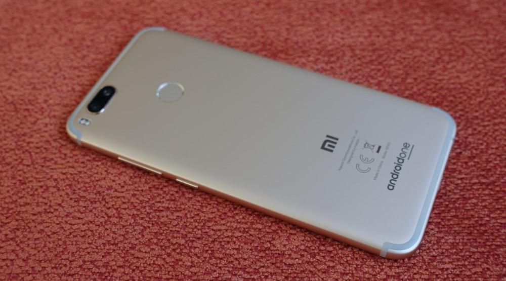 Xiaomi Mi A1 – test / recenzija prvega Xiaomi Android One telefona