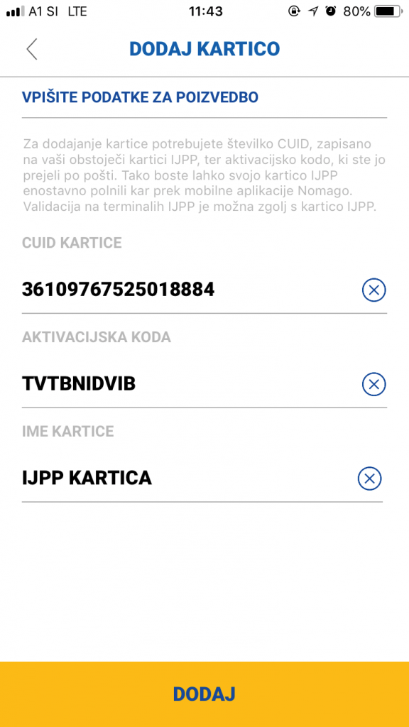 Nomago app 4