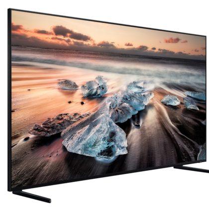 Samsung Q900 8K TV-FB