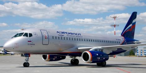 aeroflot-Sukhoi SuperJet 100-1-FB
