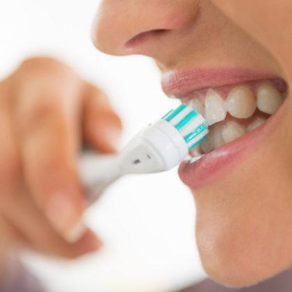 Ščetkanje zob