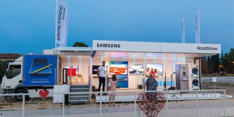 Samsung Electronics Adriatic Roadshow-FB