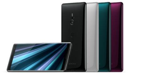Sony-Xperia-XZ3 FB