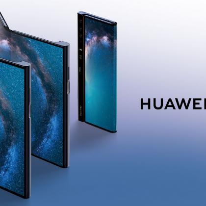 Huawei Mate-X-predstavitev