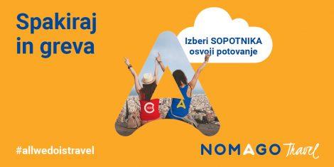Nomago Travel nagradna igra-FB