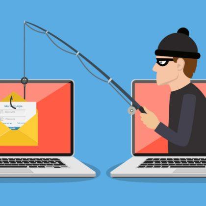 phishing spletno ribarjenje