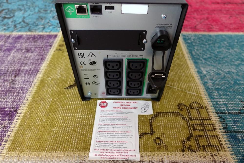 APC Smart-UPS SMT1500IC-2