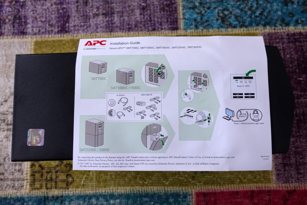 APC Smart-UPS SMT1500IC-5