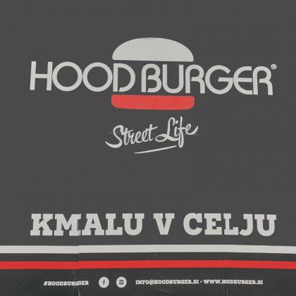 Hood Burger Celje