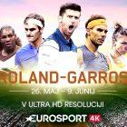 Eurosport 4K-roland-garros