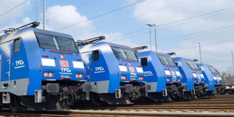 TFG Transfracht-vlak
