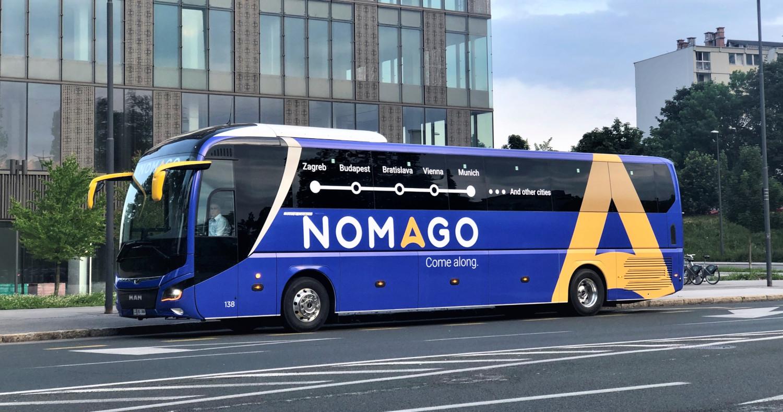 Nomago Intercity Mednarodne Avtobusne Linije Po Evropi V Sklopu Akcijske Ponudbe Tudi Za 1 A Le Za Najhitrejse Uporabna Stran