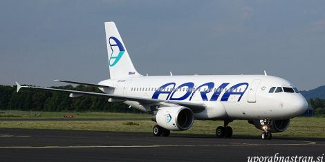 adria-airways-S5-AAX-Airbus A319-111-MBX