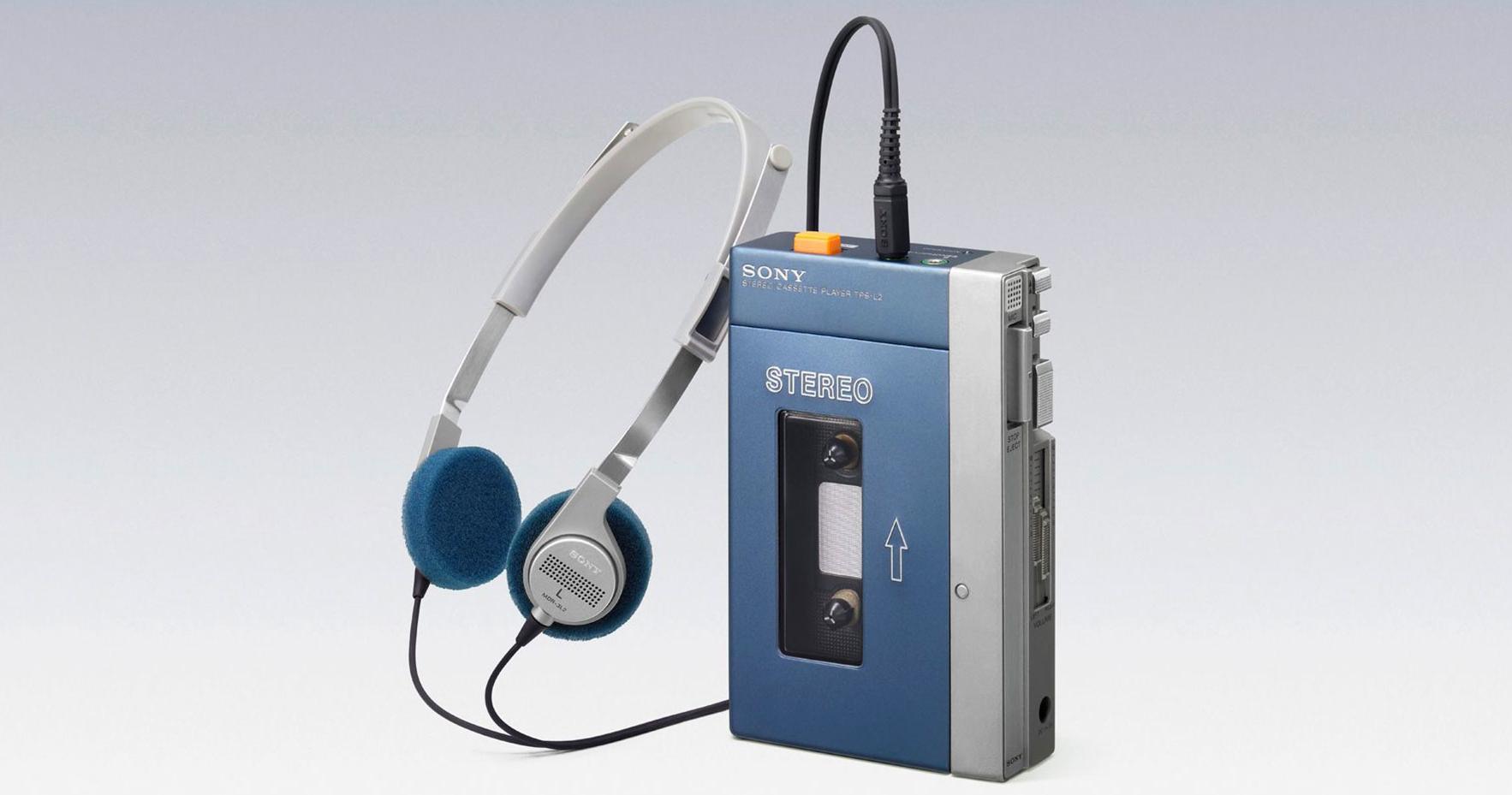 Sony-Walkman TPS-L2