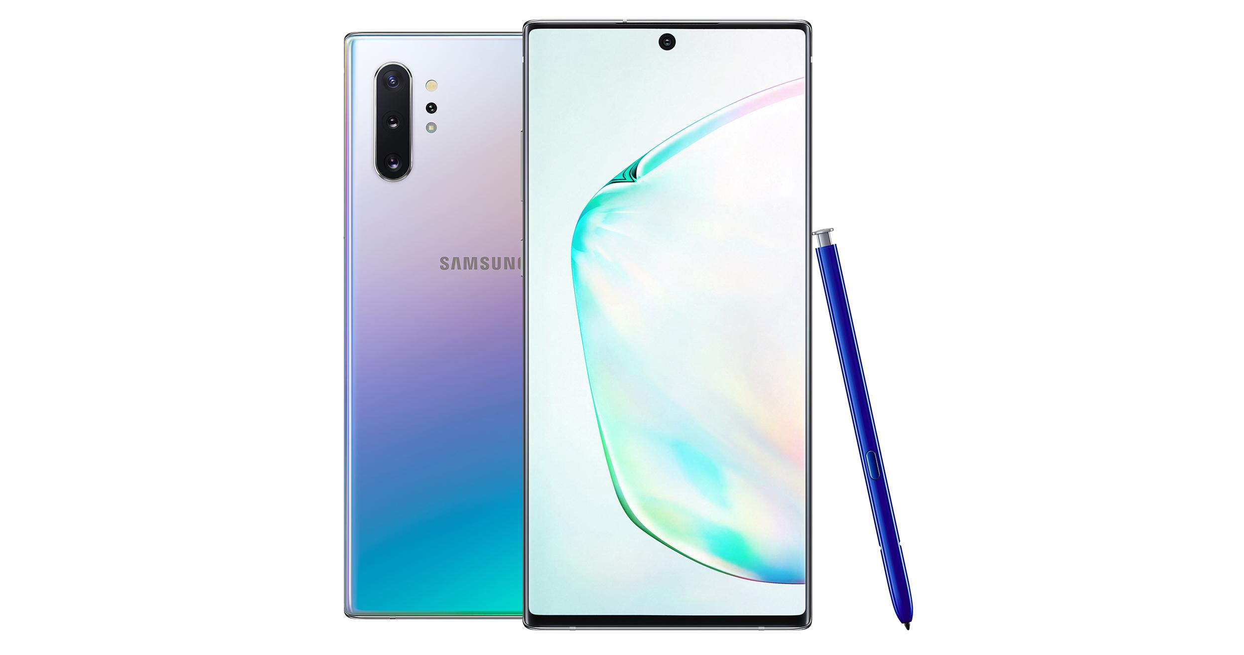 Samsung Galaxy Note10+-FB