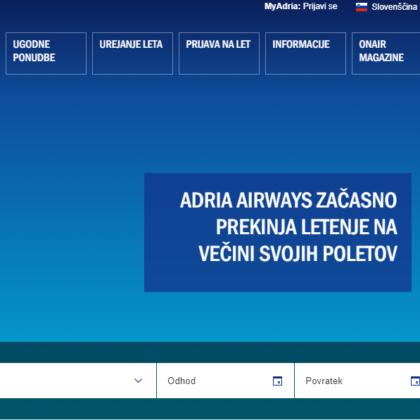 Adria-Airways-24-9-2019-prekinitev-poletov-spletna-stran