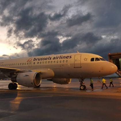 Brussels-Airlines-Airbus-A319-Bruselj-Ljubljana-november-2019
