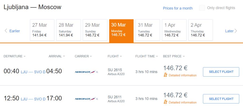 aeroflot-ljubljana-moskva-poletje-2020