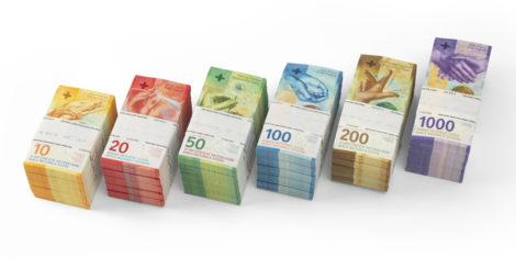 svicarski-franki-novi-bankovci-CHF-2016-2019