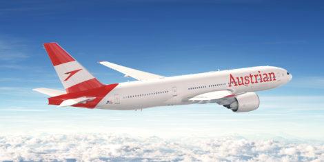 Austrian-Airlines-letalo