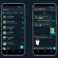 WhatsApp-dark-mode