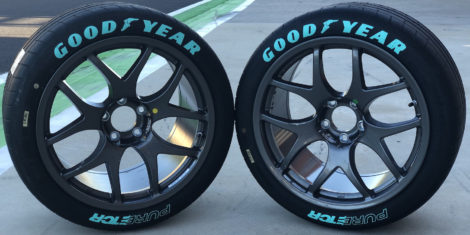 Goodyear Eagle F1 SuperSport ETCR-FB