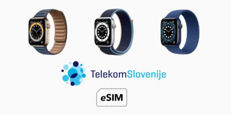 Apple-Watch-6-LTE-Cellular-Slovenija-Telekom-Slovenije-esim