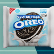 Oreo brez glutena Oreo Gluten Free piškot