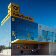 Pošta Slovenije poštno logistični center Ljubljana