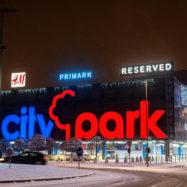 Citypark odprte trgovine