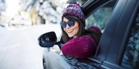 Vožnja v zimskih razmerah