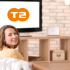 t-2 tv programi logo