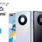 Huawei Mate 40 Pro cena Slovenija telemach telekom a1