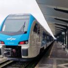 vlak Ljubljana Kočevje vozni red vlakov Stadler Flirt