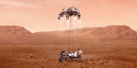 NASA-Perseverance-pristanek-na-Marsu
