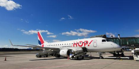 Air-France-Ljubljana-Pariz-Embraer-E170-marec-2021-Brnik