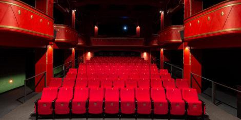 kinodvor dvorana