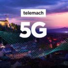 Telemach 5G omrežje vklop Ljubljana pokritost 5G Telemach